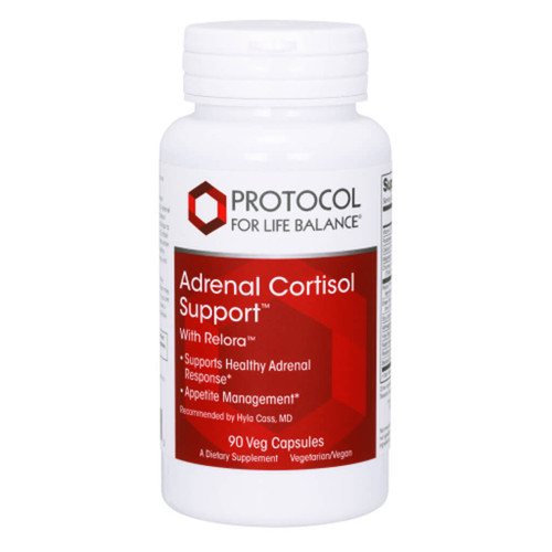 Adrenal Cortisol Support Capsules