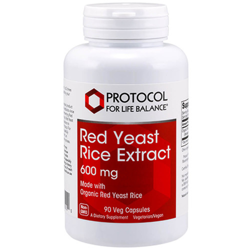 Red Yeast Rice Capsules