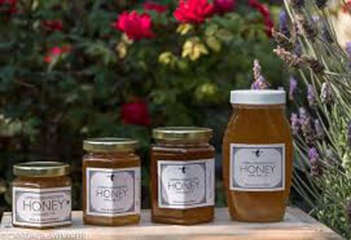 Urban Beekeeper Honey