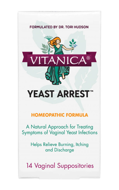 Yeast Arrest Suppositories