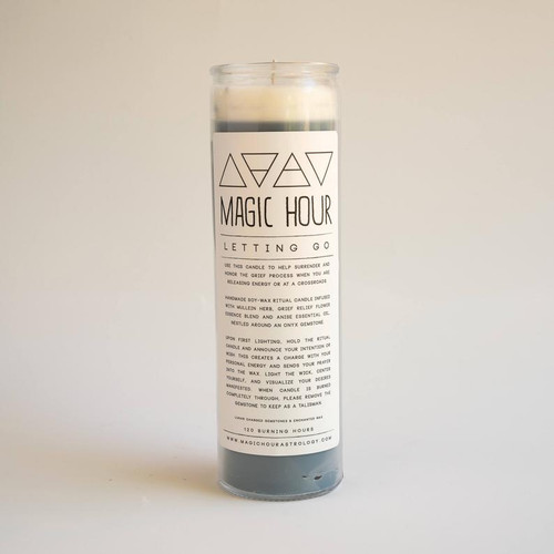 Large Magic Hour Candles