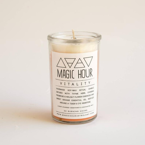 Small Magic Hour Candles