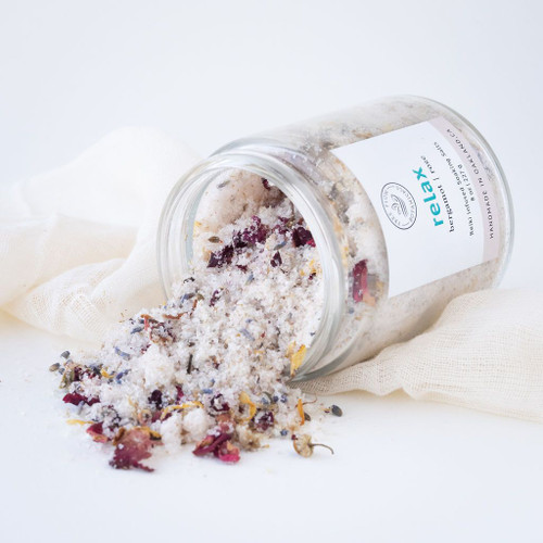 Relax - Herbal Soaking Salts