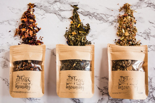 Teas with Meaning