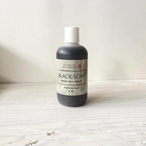 Black Soap Gentle Face Cleanser