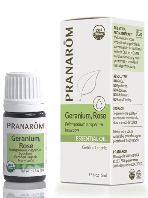 Geranium, Rose Essential Oil