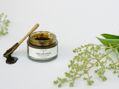 The Life Cycle Brightening Mask
