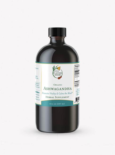 Ashwagandha Tincture 8oz [Wholesale]
