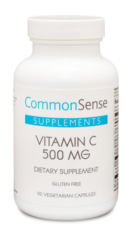 Natural C-500 (Vitamin C)