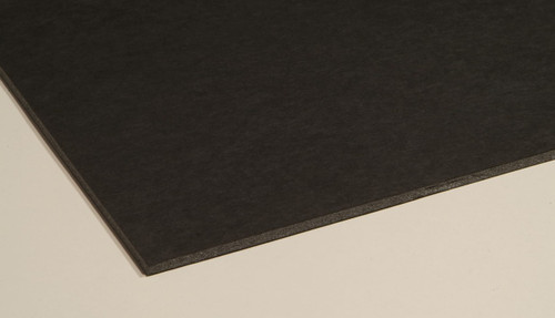 "Fome-Cor 3/16"" Thick Solid Black Throughout"