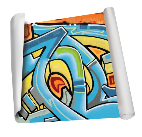 Graffiti Paper, 5 Pack