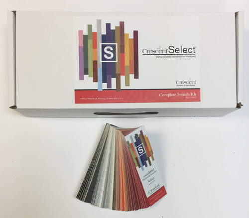 Crescent Select Swatch Kit