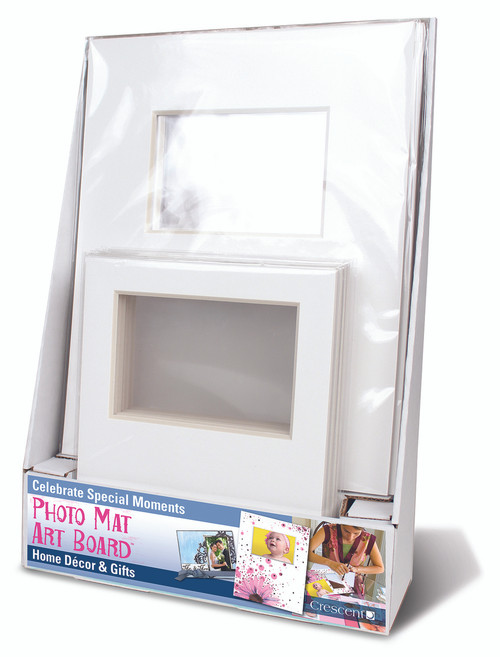Photo Mat Art Board Display