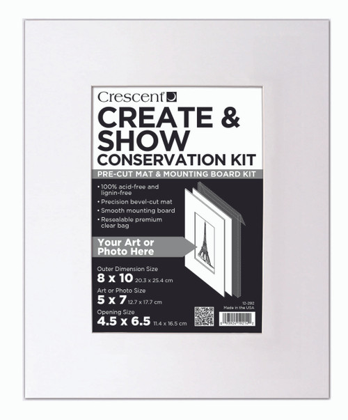 Create & Show Conservation Kit Display