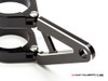 MAX Stubby High Quality CNC Machined Headlight Brackets  - Fits Fork Sizes 32 - 59mm