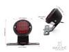 Matte Black Mesh Grill Metal LED Stop / Tail Light