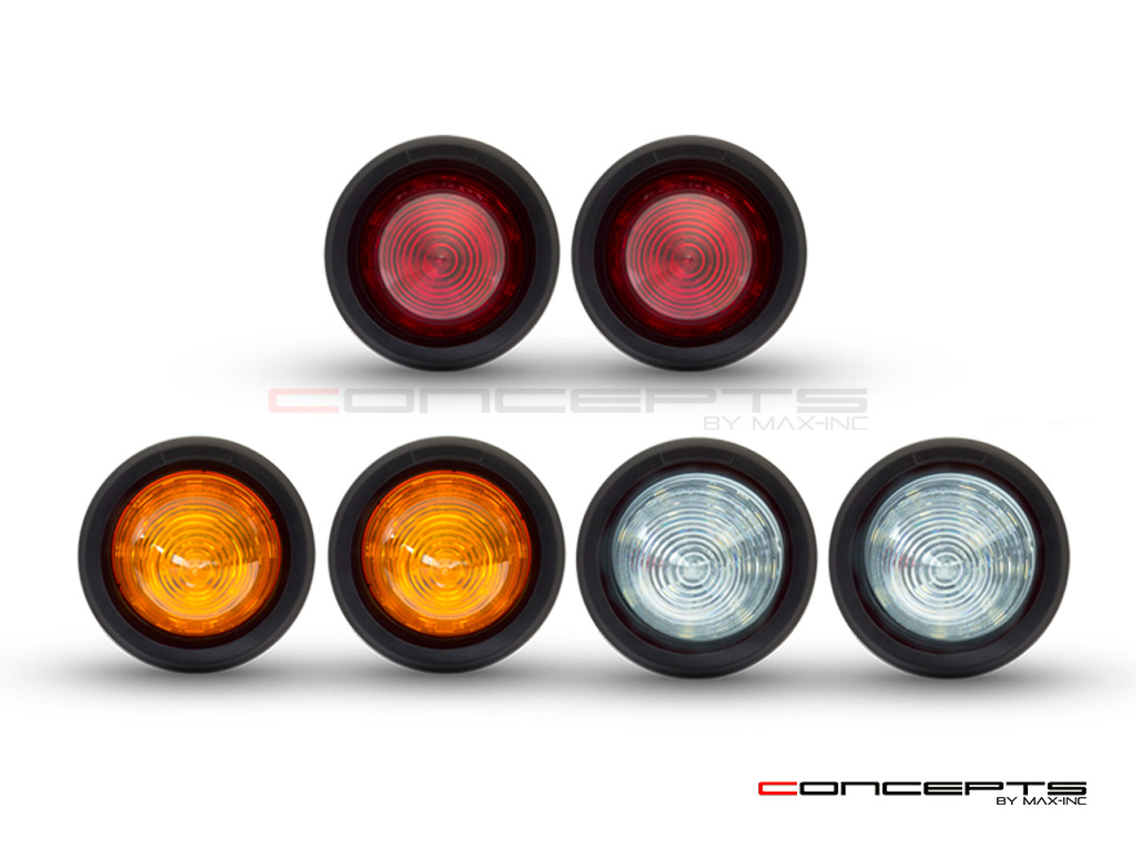 Flush Mount Beehive Led Stop Tail Lights Turn Signals