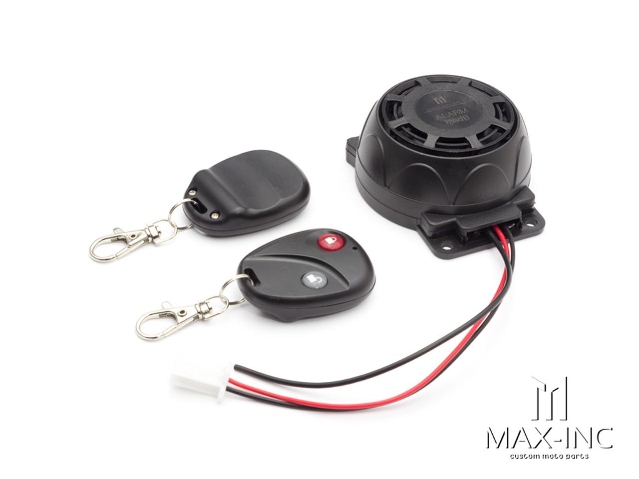 12v Non-Intrusive Universal DIY Alarm System