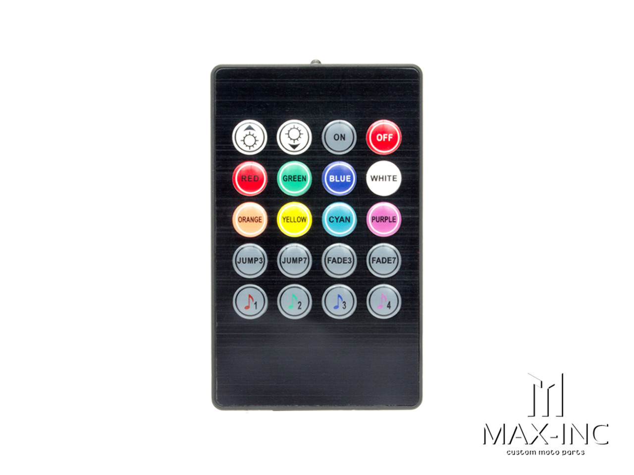 12v Music Activated Strobe Interior RGB LED Lighting Kit