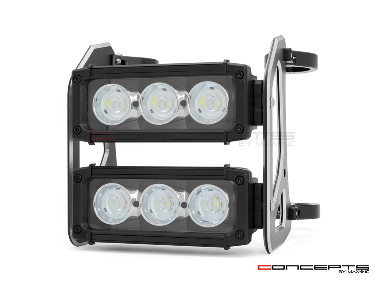 Daymaker Dual Stacked LED Light Bar Headlight