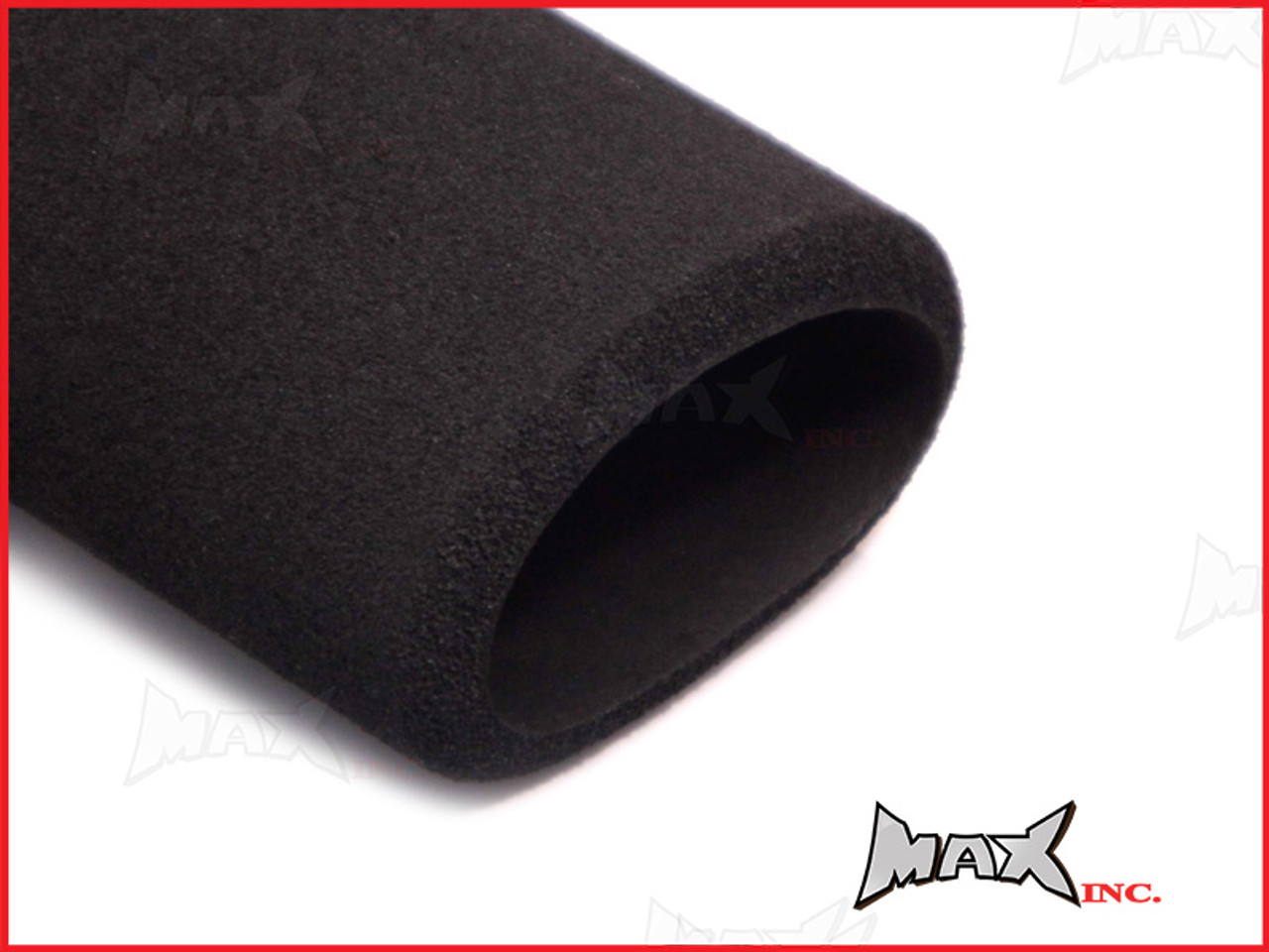 Slip-on Foam Comfort Grip Covers - Fits ALL Motorcycles & Scooters