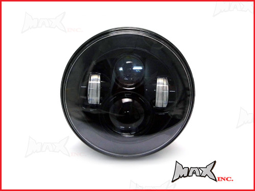 7 INCH High Quality Projector LED Headlight - Fits Harley Davidson & Jeep