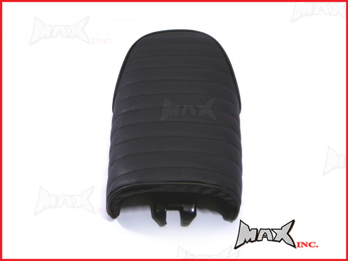 High Quality Black Universal Scrambler Motorcycle Seat