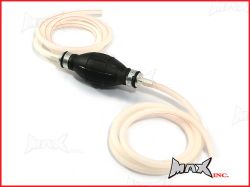High Quality Fuel Transfer Hand Pump + Silicone Hose