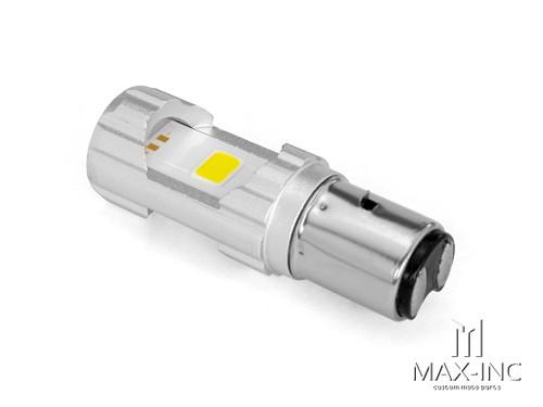 12v / S2 BA20 / 36w LED Headlight Bulb - Hi / Low Beam