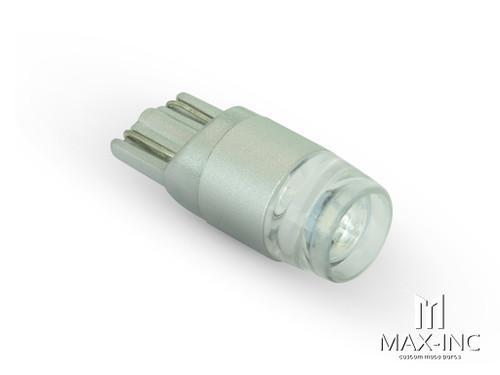 12v / T10 W5W LED Projector Bulb - Green