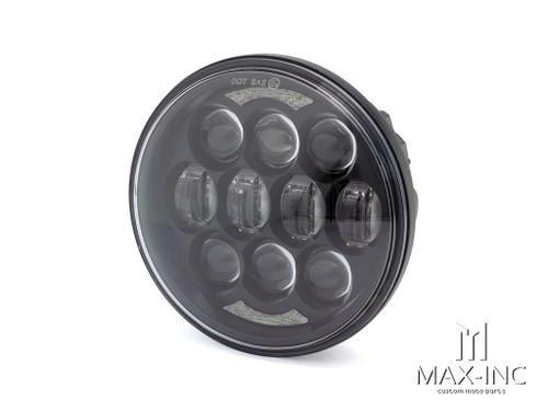 "5.75"" Black Multi Projector LED Headlight Insert - 80w"