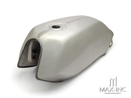 Honda Style Universal Unpainted 9L Fuel Tank + Fuel Cap + Fuel Tap