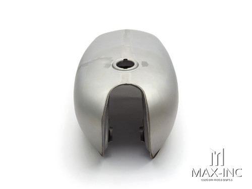 Classic Style Universal Unpainted 9L Fuel Tank + Fuel Cap + Fuel Tap