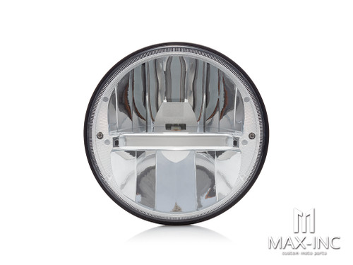 "7"" Chrome Classic Reflector Type LED Headlight Insert"