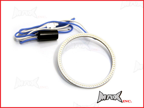 7cm Blue Super Bright LED Angel Eye Halo Ring