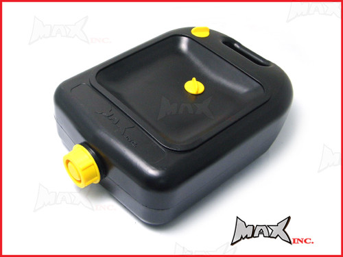 MAX 6L DIY Oil Change Eco Storage Container Pan - Suitable For Car & Motorcycle