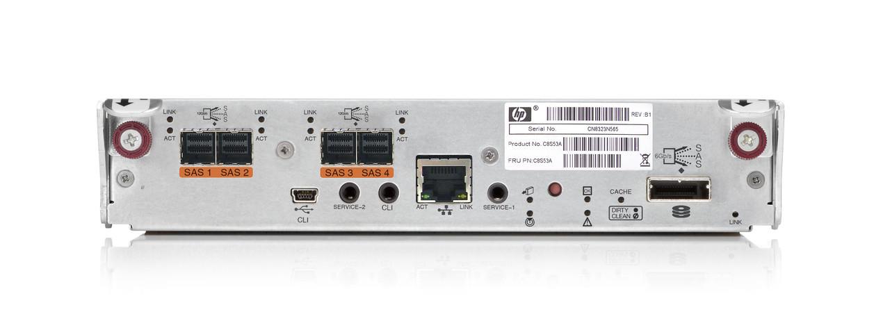 HPE MSA 2040 SAS Controller