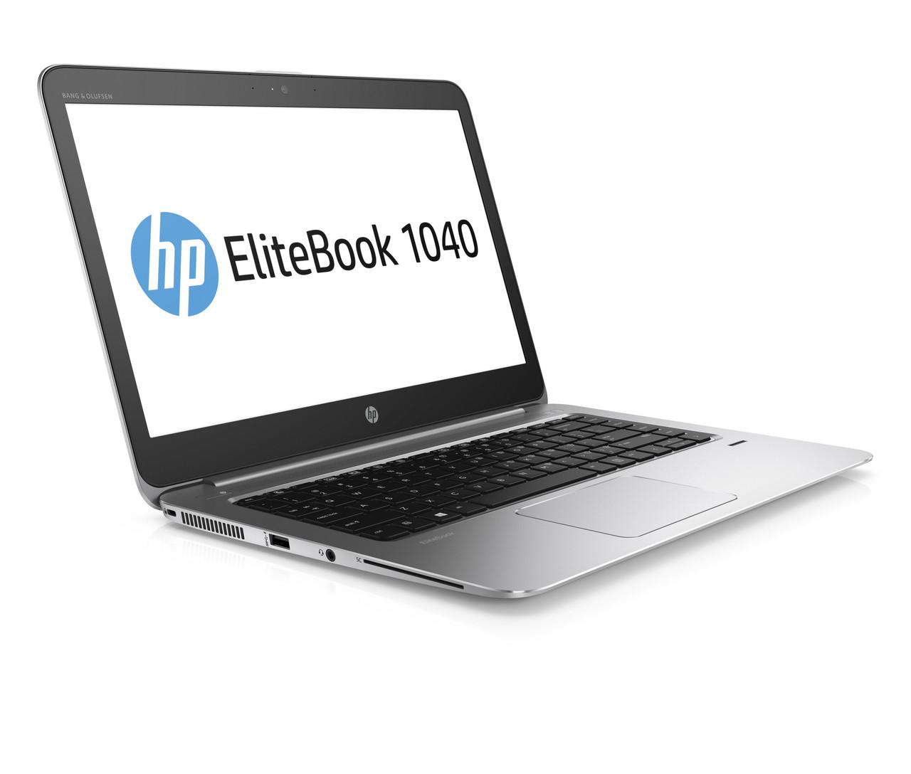 HP EliteBook 1040 G4 Touch W10P-64 i7 7600U 2 8GHz 512GB NVME 16GB 14 0FHD  Privacy WLAN BT BL FPR No-NFC Cam