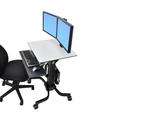 Mobile Desk Stands / Desk Mounts