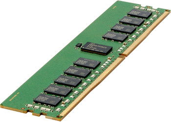 HPE 32GB DDR4 SDRAM Memory Module - For Server - 32 GB (1 x 32 GB) - DDR4-2933/PC4-23400 DDR4 SDRAM - 2933 MHz - CL21 - 1.20 V - ECC - Registered - 288-pin - DIMM