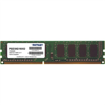 Patriot Memory Signature 8GB DDR3 SDRAM Memory Module
