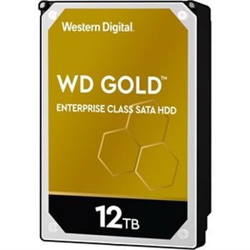 WD Gold 12TB Enterprise-class Hard Drive SATA 6 Gb/s 7200 RPM 256MB Cache 3.5-Inch Form Factor