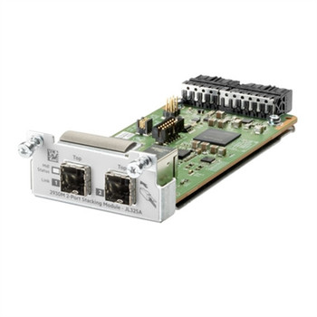 Aruba 2930 2-Port Stacking Module - For Data Networking2 x Expansion Slots