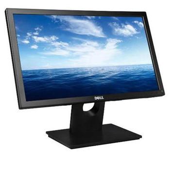 """Dell E1916HV 18.5"""" WXGA LED LCD Monitor - 16:9 - Black"""