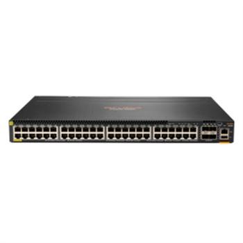 Aruba 6300M 48-port 1GbE Class 4 PoE and 4-port SFP56 Switch