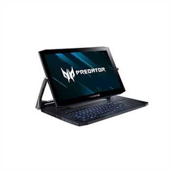 "Acer Predator Triton 900 PT917-71-78FC 17.3"" Touchscreen Gaming Notebook - 3840 x 2160 - Core i7 i7-9750H - 32 GB RAM - 1 TB SSD - Black"