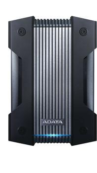 Adata HD830 5 TB Hard Drive - External - Black