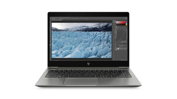 "HP ZBook 14u G6 14"" Mobile Workstation - Intel Core i7 (8th Gen) i7-8665U Quad-core (4 Core) 1.90 GHz - 16 GB RAM - 256 GB SSD"