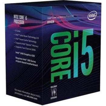 Intel Core i5 i5-9400 Hexa-core (6 Core) 2.90 GHz Processor - Retail Pack