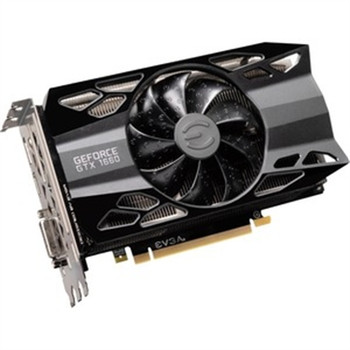 EVGA GeForce GTX 1660 Graphic Card - 6 GB GDDR5 - 06GP41161KR